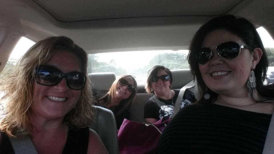 Stylists hit the road...watch out!