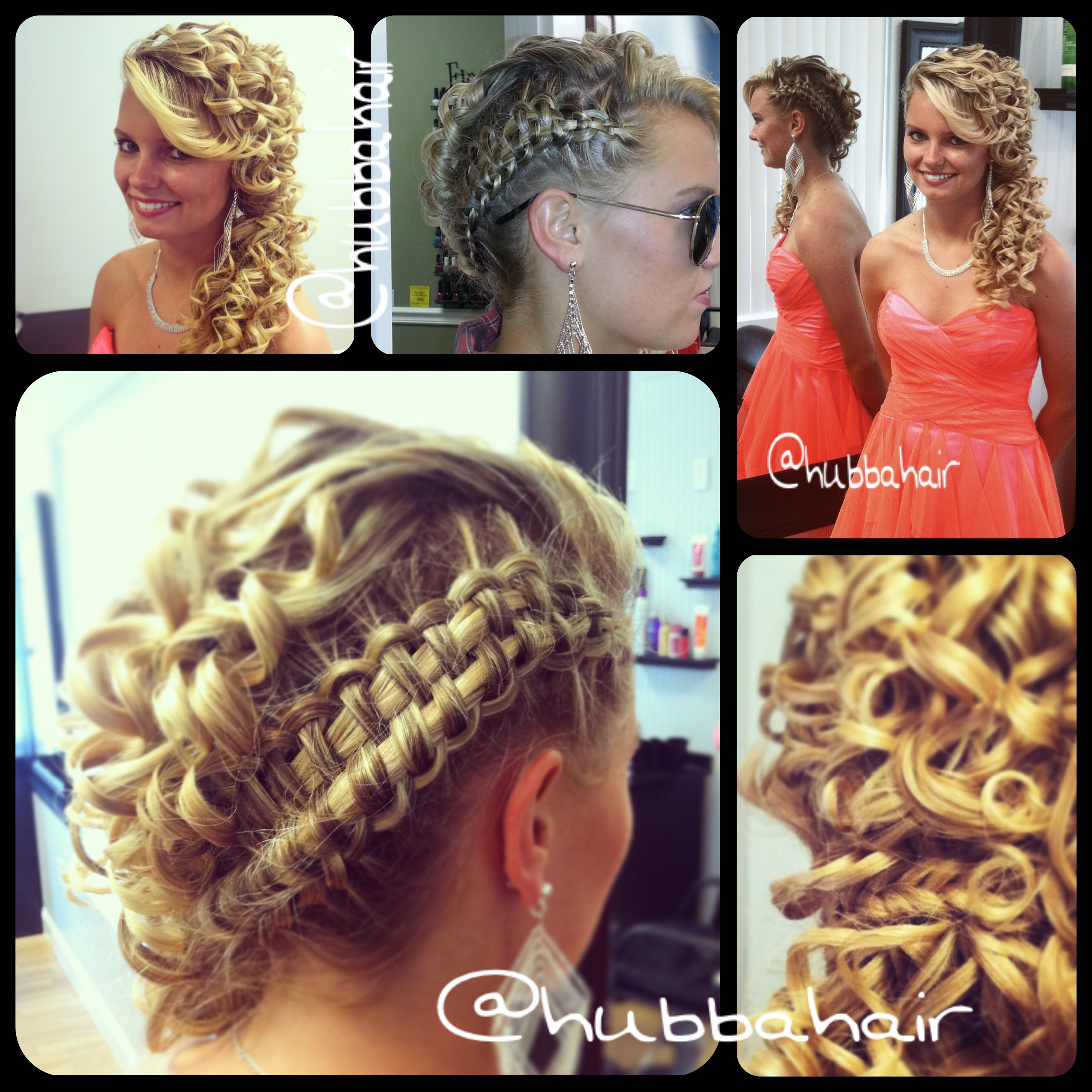 Zipper Braid - Prom